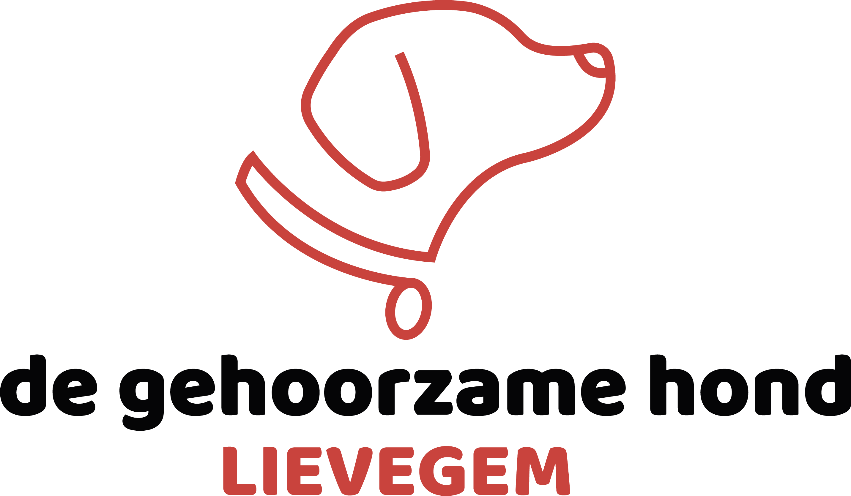 Logo De Gehoorzame Hond